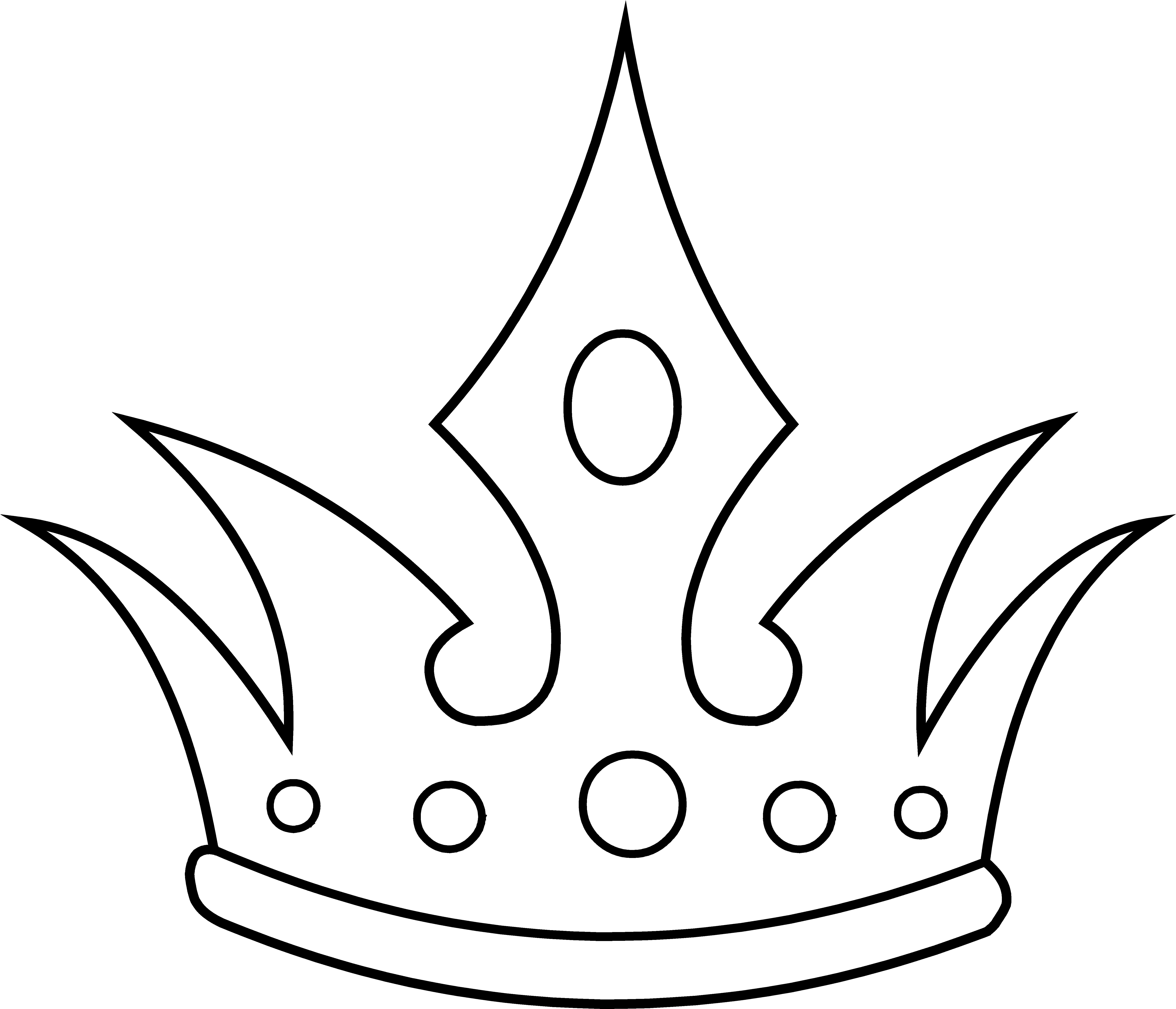 Crown clipart black background Clip  Becuo And Art