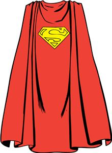 Phanom clipart cloak Cape best superman Silhouette #33811: