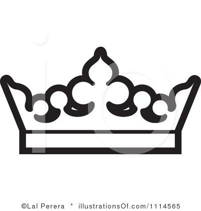 Black clipart tiara Free Clipart  Clipart White