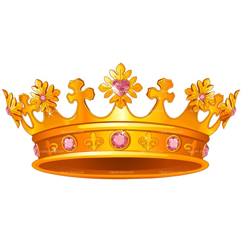 Queen clipart crown Coloring queen Purim Crown Clipart