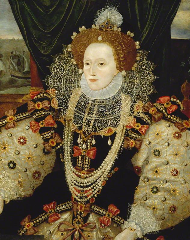 Queen clipart elizabeth the first #9