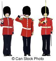 Queen clipart guards 54  guards Illustrations Clip