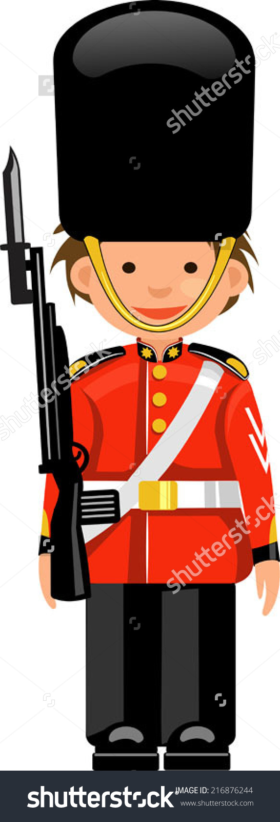 Queen clipart guards Guards Palace Clipart Buckingham 47366