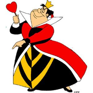 Queen clipart hearts clipart #9