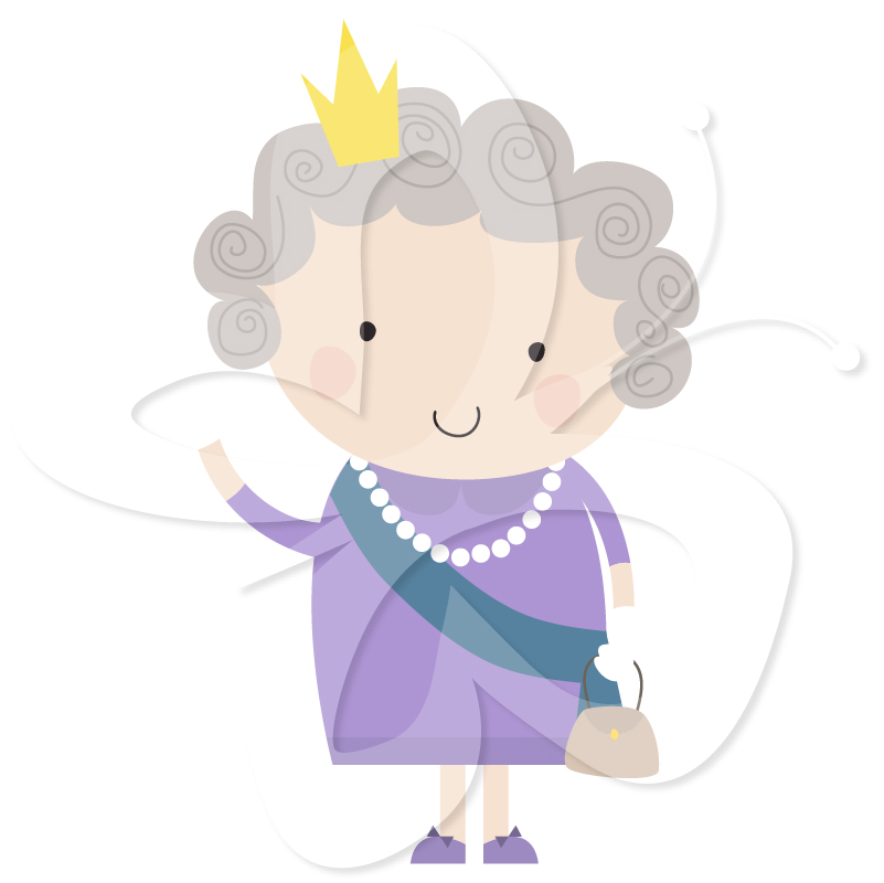 Queen clipart london Clipart and Creative The Clip