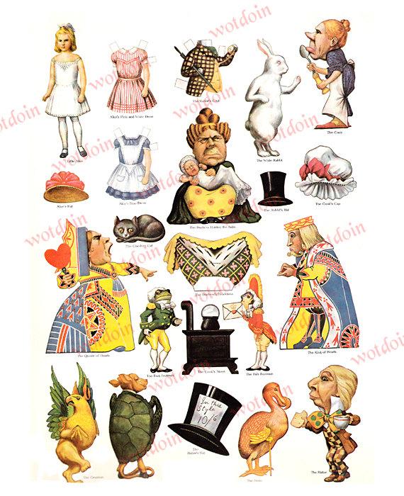 Queen clipart mad hatter #13