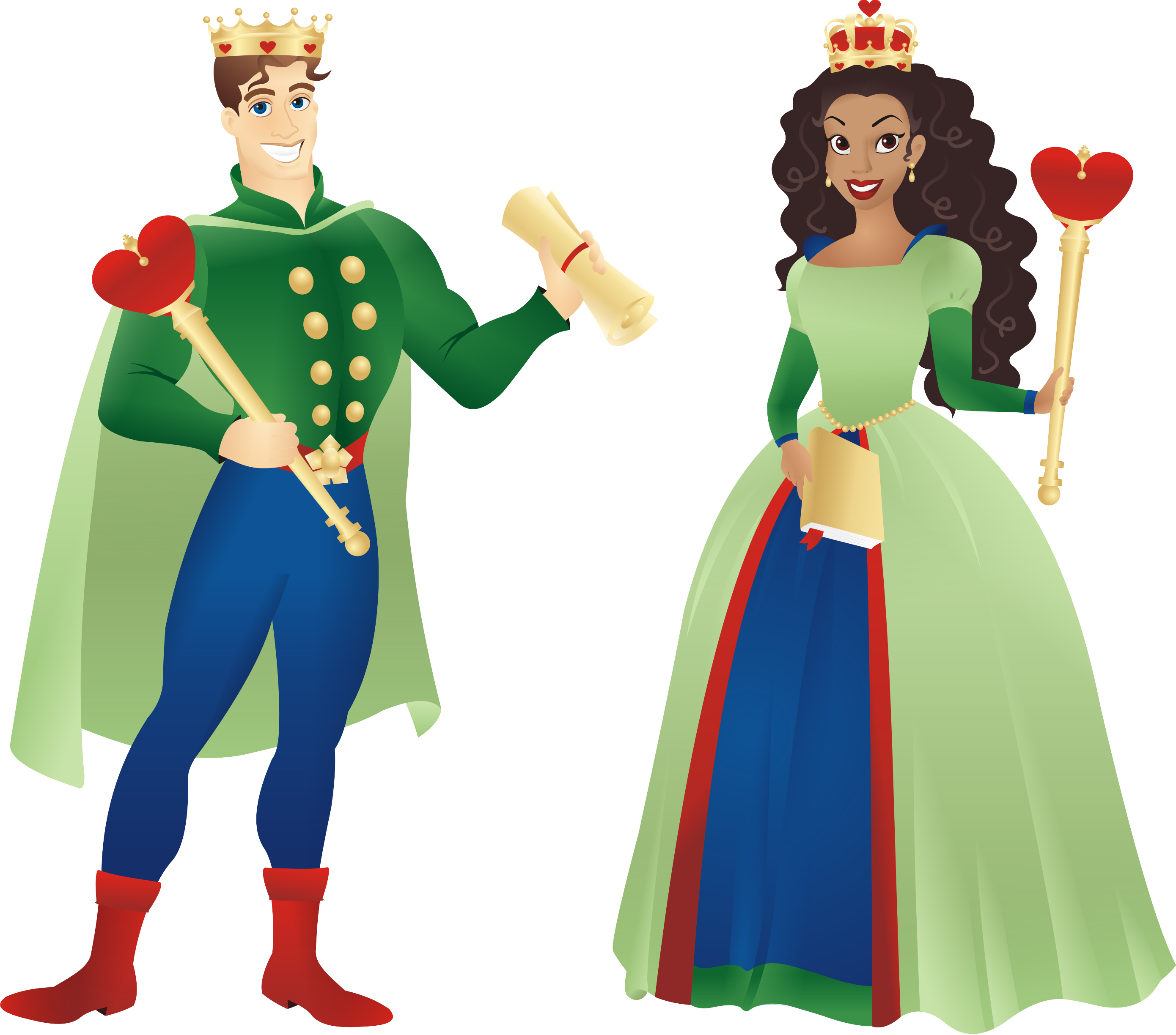 Hearts clipart king and queen Com Clipartion King Clipart