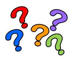 Question Mark clipart Clipart question mark Questions art
