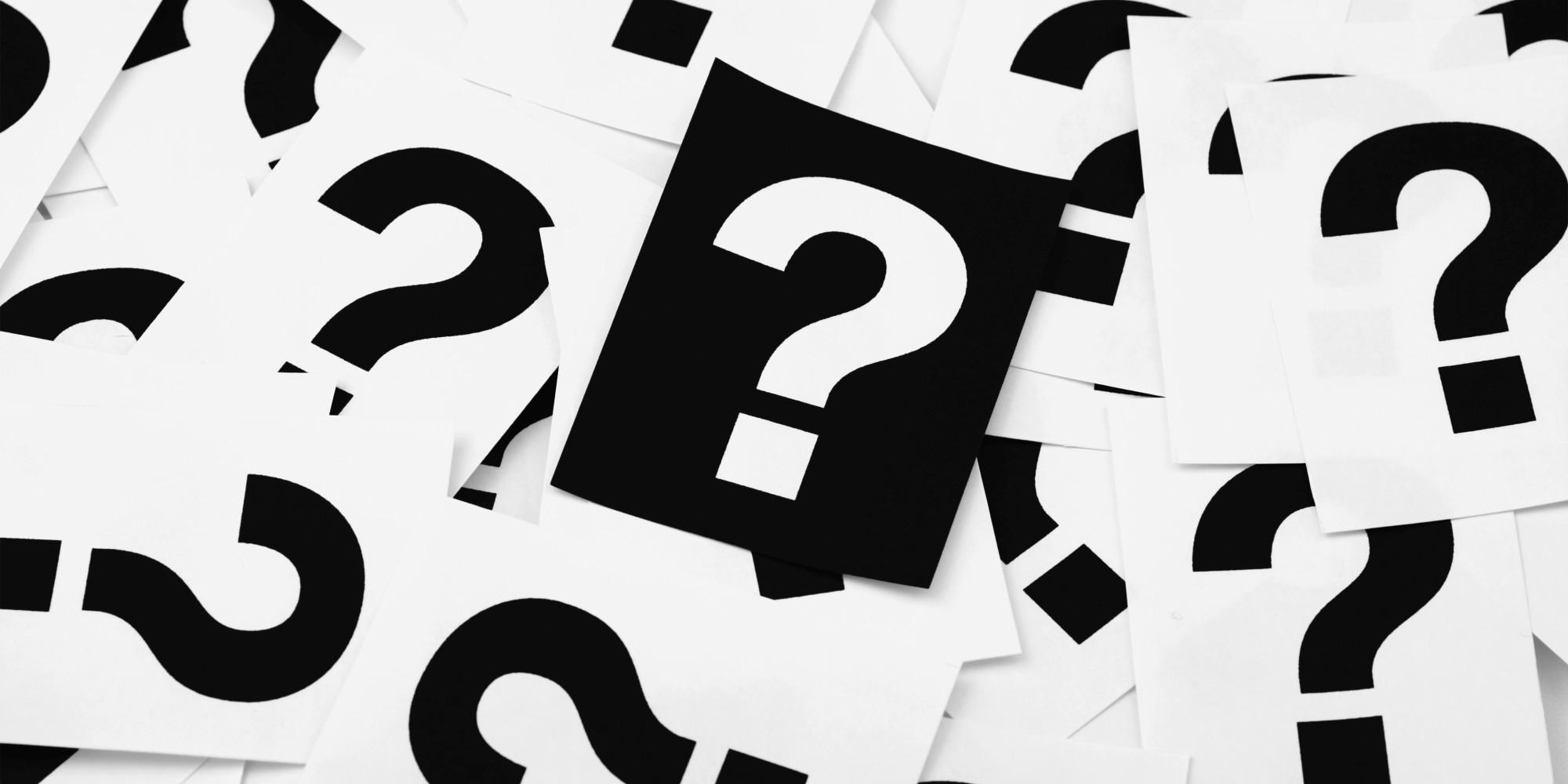 Question Mark clipart bunch Questions 5 Robert You Before