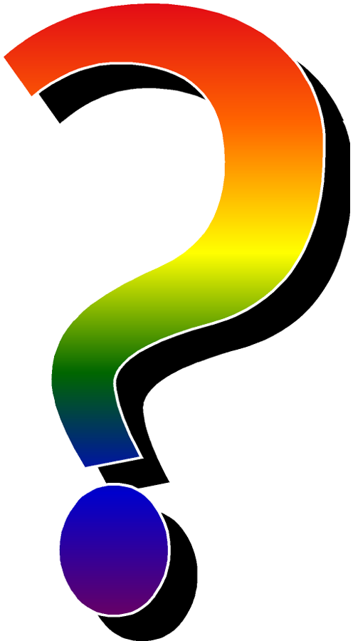 Question Mark clipart huge Question marks by mark marks