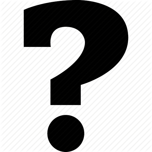 Question Mark clipart huge Mark help question query help