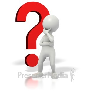 Mystery clipart any question Question Mark Thinking Carrying Question