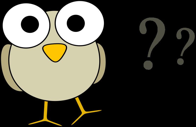 Question Mark clipart questin #7
