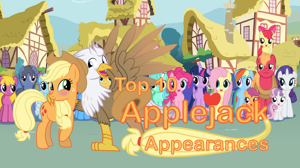 Quill clipart mlp Applejack Quill Top by Silver