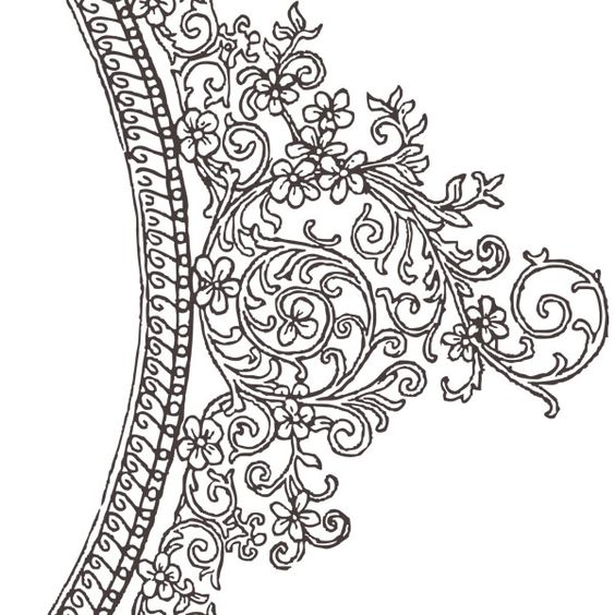 Quill clipart vintage #9