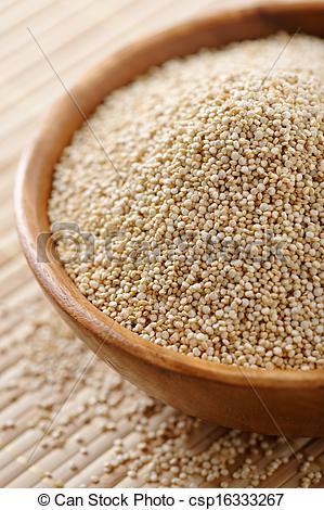Quinoa clipart Seeds Quinoa bowl Wooden of