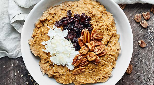 Quinoa clipart bowl oatmeal In can be & healthy