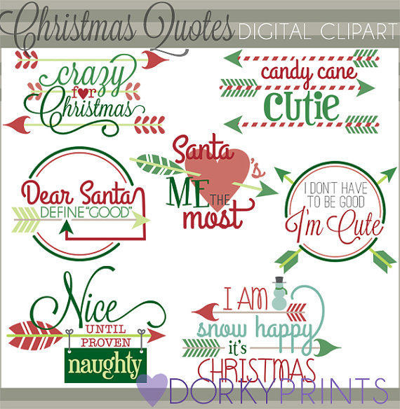 Word clipart noel From Use Frames Clipart Etsy