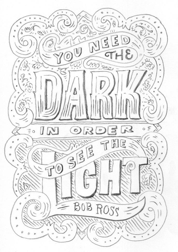 Drawn quote life Love these http these Ross
