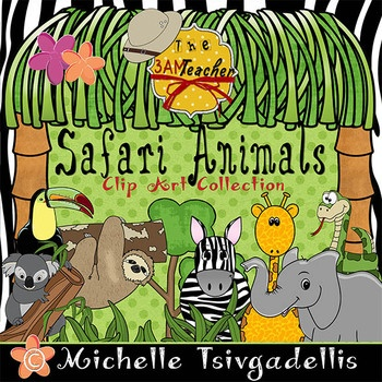 Quoth clipart awesome Fun about 3AM safari SetByThe