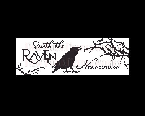 Quoth clipart black and white Edgar Nevermore Quoth Raven the