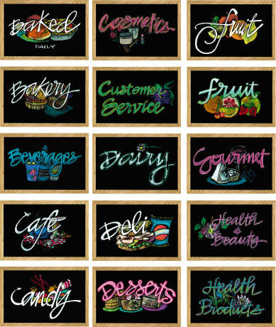 Quoth clipart chalk VectorArt Art Collection Signs Clip