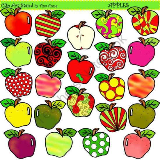 Quoth clipart commercial Apples 118 on by Clip