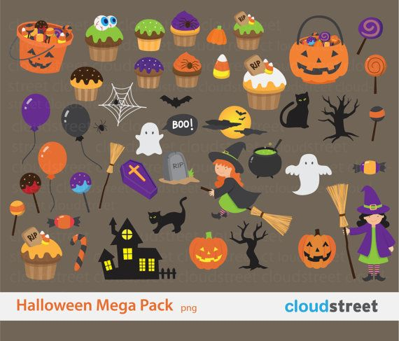 Quoth clipart commercial Art vector halloween and Halloween