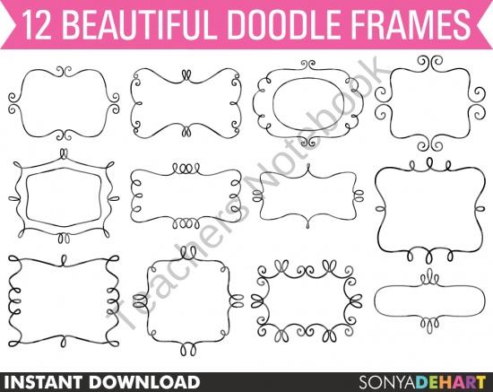 Quoth clipart doodle Art (12 Pinterest Clip images