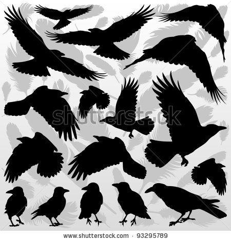 Dead clipart raven Bing Art Images best Clip