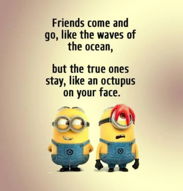 Quoth clipart friendship  Quotes 50 Best Minion