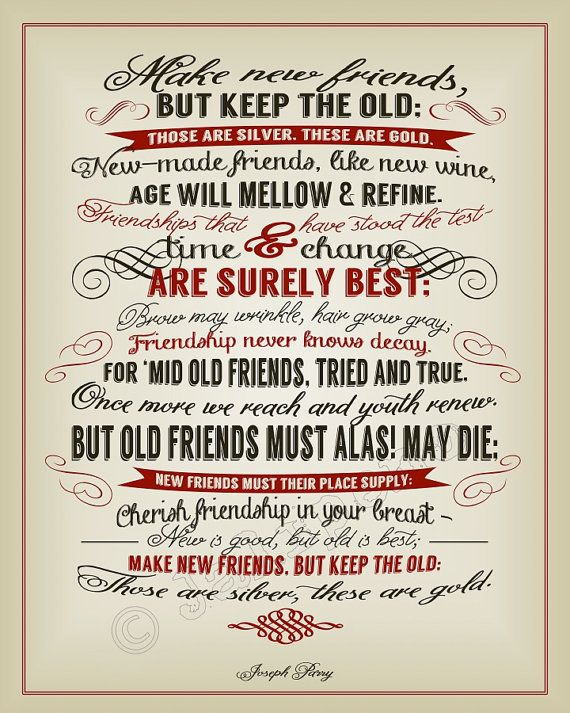 Quoth clipart friendship Art Wall Printable New 25+