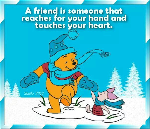 Quoth clipart friendship The Winnie ideas A friends