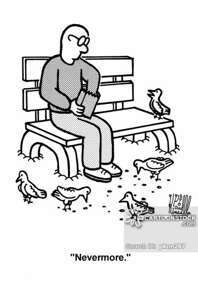 Quoth clipart funny Funny funny image cartoons Ravens