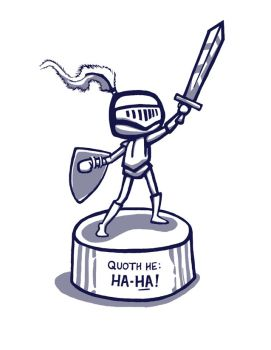 Quoth clipart haha By Hero 0 nthlee Jolliday