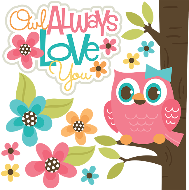Quoth clipart scrapbook SVG svg owl for You