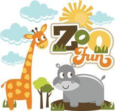 Quoth clipart scrapbook Zoo cute scrapbooking files You