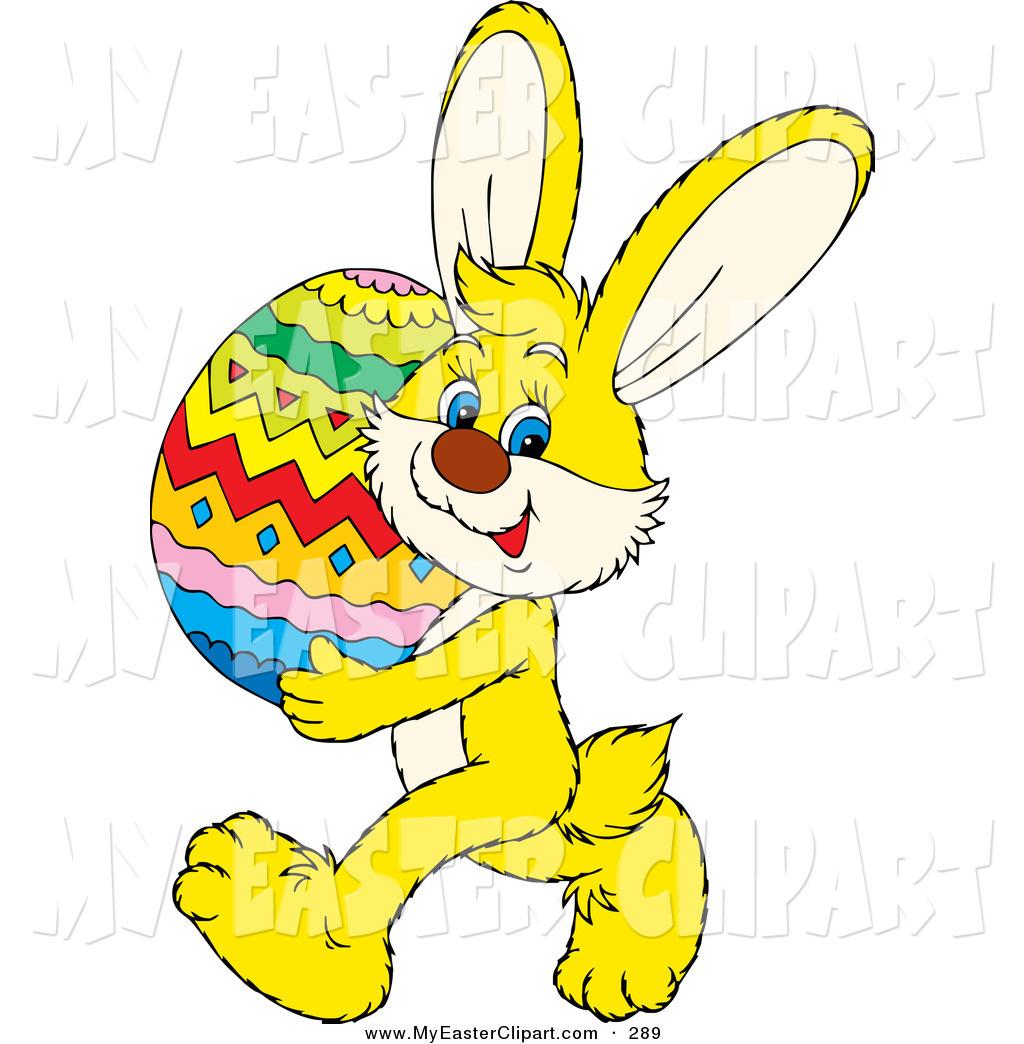 Rabbit clipart easter bunny #5