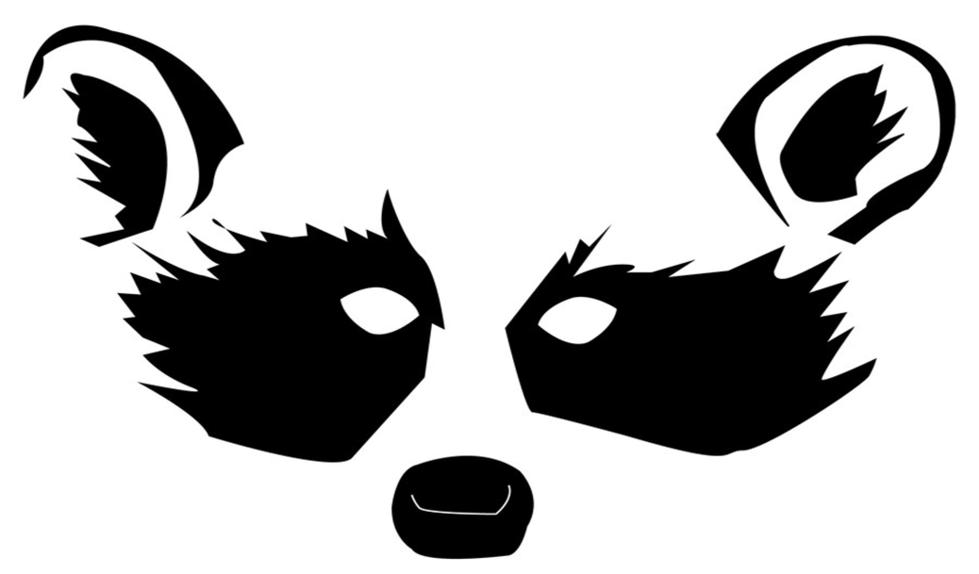 Raccoon clipart face In Repair Nuisance Home Fox