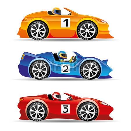 Race Car clipart Race clipart car racing car