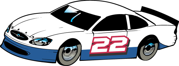 Race Car clipart automobile Car of race race and