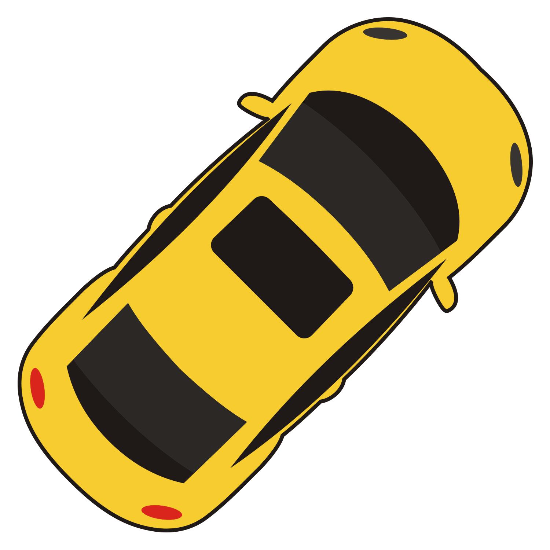 Aerial clipart view a car Car Clip Overhead overhead Dmv