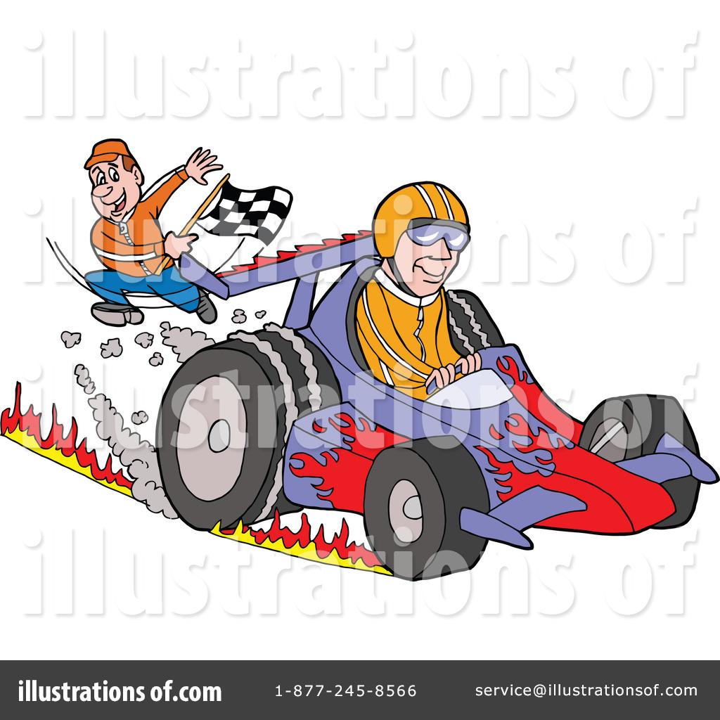 Race Car clipart car driving Race Race Car Royalty Clipart