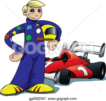 Race Car clipart car driving Collection clipart collection Driver car