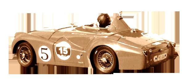 Race Car clipart classic car Classic clip Classic art sports