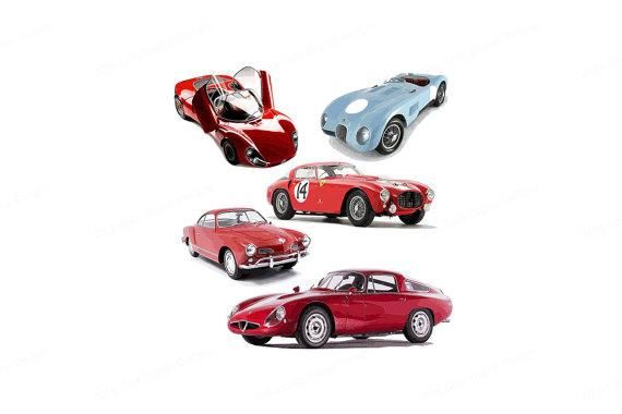Race Car clipart classic car Clip  Car Car Art