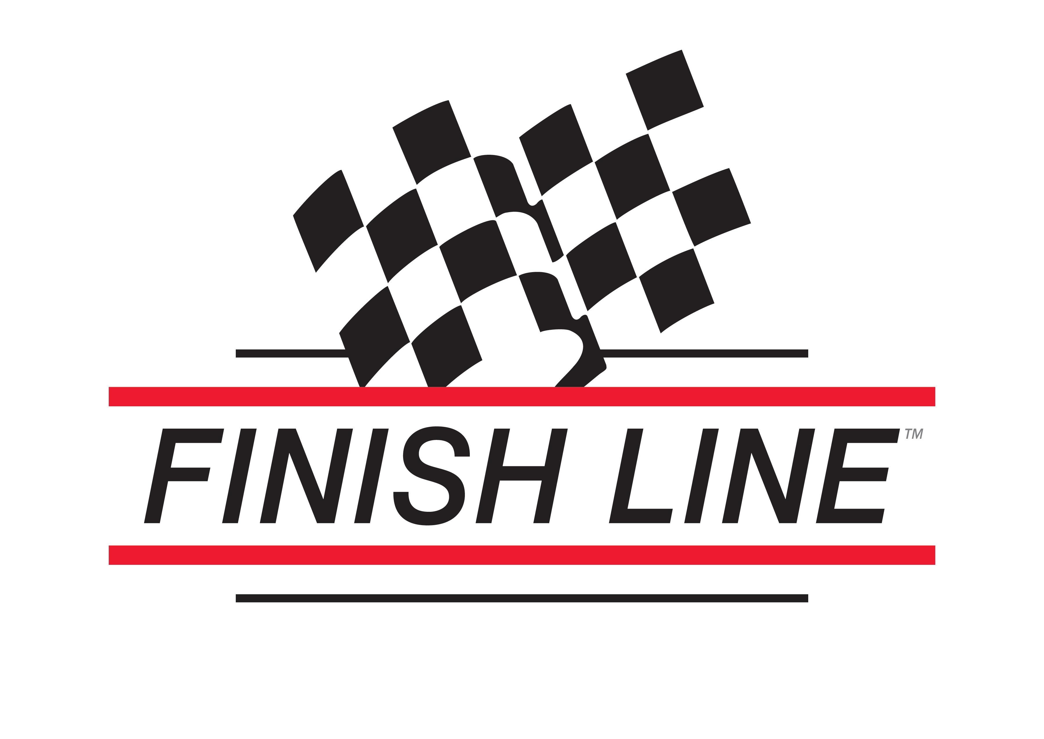 Racer clipart finish line On Finish clip Art Line