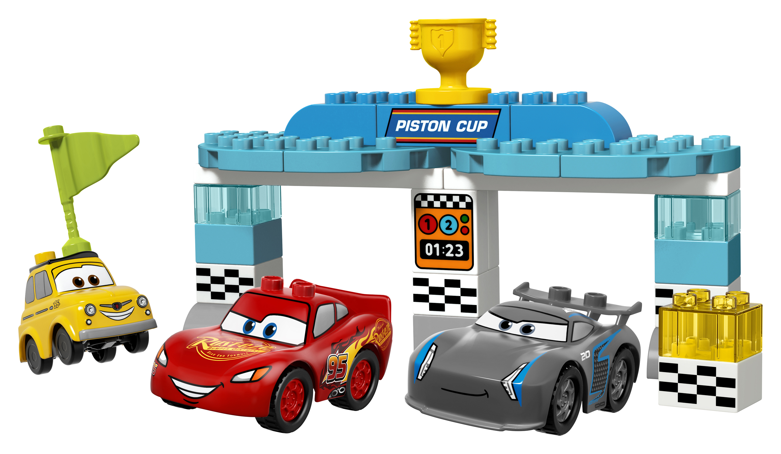 Race Car clipart lego DUPLO Sets From LEGO Bricks
