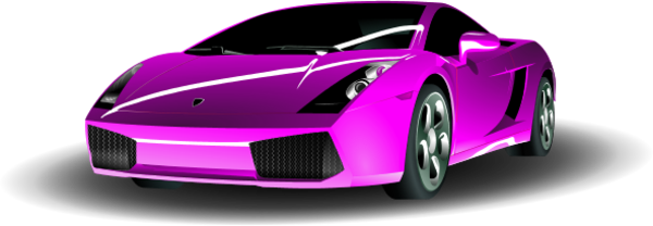 Race Car clipart purple Car (17+) clip art lamborghini