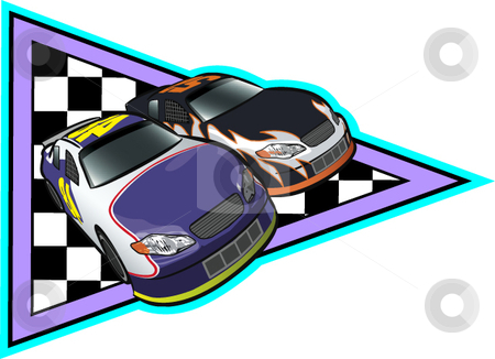 Race Car clipart purple Panda Clipart Race Images Car